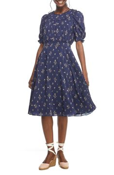 10990da8d9f5 Gal Meets Glam Collection Emily Fit & Flare Dress (Nordstrom Exclusive)    Nordstrom