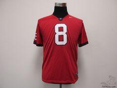 Nike Georgia Bulldogs #8 Football Jersey sz Youth L Large University Red NCAA #Nike #GeorgiaBulldogs