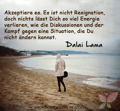 Acceptance is not resignation, and nothing wastes more energy than resisting and fighting against a situation that you can't change. Words Quotes, Me Quotes, Sayings, More Than Words, Some Words, Spanish Quotes, Quotes French, Proverbs, Favorite Quotes