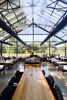 My 5 new favorite places in Amsterdam - Restaurant de Kas