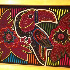 Panamanian mola #2