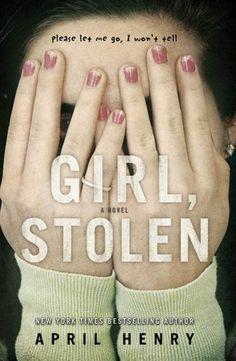 Girl, Stolen by April Henry, http://www.amazon.ca/dp/B003OUXEGK/ref=cm_sw_r_pi_dp_CJ.zrb0K6A9N5
