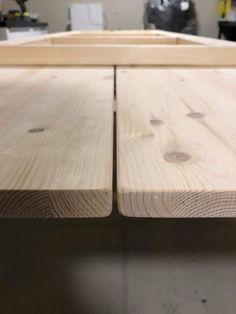Spisebord - DIY   HVITELINJER : HVITELINJER