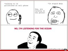 Yes, I got the ocean's number