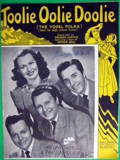 Toolie Oolie Doolie 1946