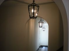 Klassieke buitenlantaarns, tuinverlichting, gordijnroede, Lantaarn