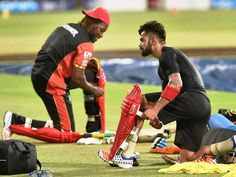 I am not too worried about Gayle's form: Kohli