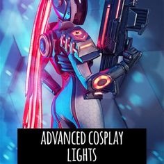 Tutorials, books, videos and other interesting insights into the cosplay community!