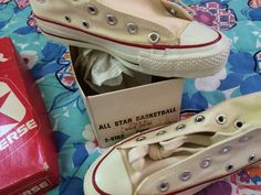 Converse All Star Chuck Taylor USA hi-tops new in by mightyMODERN