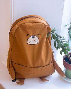 Bear-kun Backpack