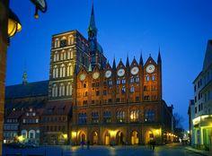 Stralsund - town hall
