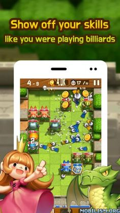 Monster Breaker Hero v3.0 [Mod Money]Requirements: 4.0.3 and upOverview: Monster Breaker Hero released!Exquisite collaboration of raising and brick breaking ~ Grow (grow) the princess to run more knights The princess grows a little more to your...