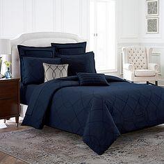 Wamsutta® Davenport Duvet Cover in Blue
