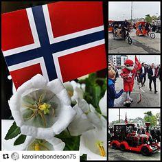 Her er det god stemning. #reiseråd #17mai #reiseblogger #norge #norway  #Repost @karolinebondeson75 (@get_repost)  17 mai i FredrikstadNorway. #17mai #norgeharbursdag #hurra