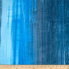 Robert Kaufman Artisan Handpaints Ombre Stripe Nightfall from @fabricdotcom  Designed by Lunn Studios for Robert Kaufman Fabrics, this Indonesian batik fabric has beautiful colorations and is perfect for quilts, craft projects, home decor accents and apparel. Colors include shades of blue.