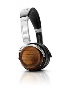 Save on EVEN EarPrint Wireless Personalized Hearing-Enabled Headphones -  Walnut and Steel and ef45432e2b2d3