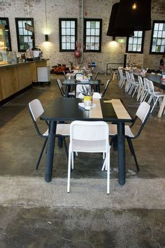 A Design-Worthy Canteen: Kitchen by Mike in Sydney : Remodelista