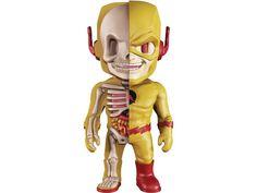 DC Comics XXRAY Figure - Reverse Flash -  DC Comics Figures