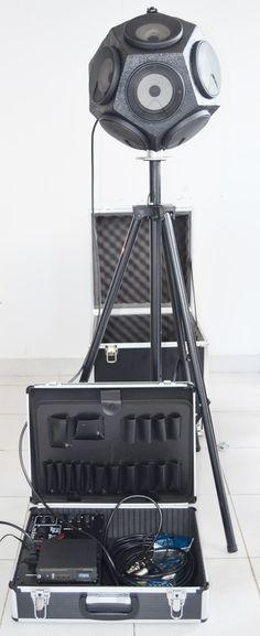 Fonte Sonora Omnidireccional, São Paulo Brasil, Acústica, equipamentos Acústica, isolamento, NBR 15575