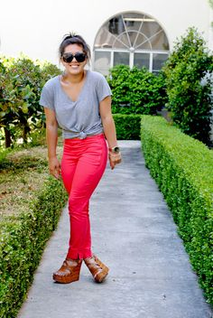 red pants » kailaniskorner.com