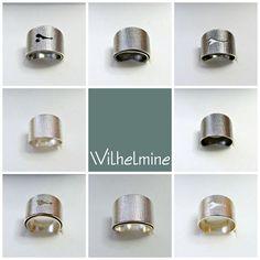 Wilhelmineringer Cufflinks, Accessories