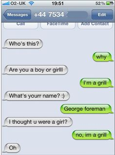 20 Ridiculous Texts From Perfect Strangers