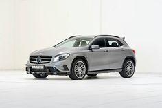 Mercedes GLA AMG Line by Brabus - TuningCult.com