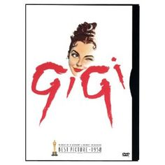 Academy Awards Best Picture 1958: Gigi   **Other Nominees: Auntie Mame, Cat on a Hot Tin Roof, The Defiant Ones, Separate Tables