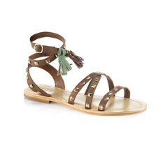 Sparta Brown Sandal