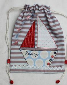 Nuevas bolsas. Aires marineros.