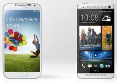 AT ya tiene el HTC One y el Galaxy S4, Ordénalo ahora!