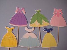 Cupcake toppers!! Too cute!