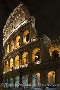 Rome, Italy  Colloseum