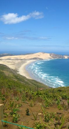 Cape reinga , northland- tip of new zealand bucket list in 2019 природа, пл New Zealand North, New Zealand Travel, The Beautiful Country, Beautiful Places, Tasmania, New Zealand Landscape, Bay Of Islands, South Island, Sea World