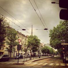 Torino, Corso San Maurizio