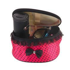 1Pcs Hot Sale Fashion New Women Portable Travel Toiletry Makeup Cosmetic Bag Organizer Holder Handbag Wash Bag Gift