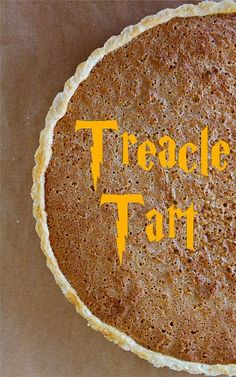 - treacle tart – Harry Potter& favorite dessert—a delightful tart made with… treacle tart – Harry Potter& favorite dessert—a delightful tart made with a golden syrup. Tart Recipes, Sweet Recipes, Dessert Recipes, Uk Recipes, Dessert Ideas, Just Desserts, Delicious Desserts, Yummy Food, Delicious Chocolate