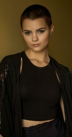 Brianna Hildebrand, Actress: First Girl I Loved. Brianna Hildebrand is an actress and producer, known for First Girl I Loved (2016), Annie Undocumented (2014) and Deadpool (2016).