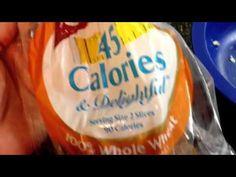 Weight Watchers Friendly Recipe Open Faced Chicken Salad Sandwich Melt! - YouTube