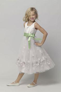 Seahorse 44268 Flower Girl Dress | Weddington Way