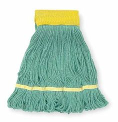 """18/"""" Blue O/'Dell Looped-End Dust Mop Refill"""