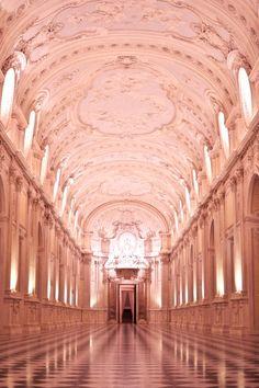 Reggia di Venaria Reale. Turin Italy.......