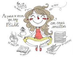 .un tip sensacional para que una chica se recupere después del estress. un ambiente rico, un buen libro, el amor, una taza de te, con cosas sencillas.