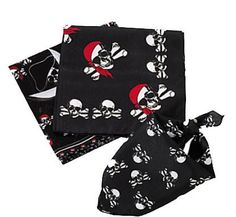 Pirate Dress-Up Favor Pack 6