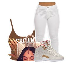 """Untitled #330"" by babygirl2018 ❤ liked on Polyvore featuring Gucci"