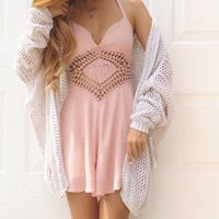 Cute boho tumblr sundress