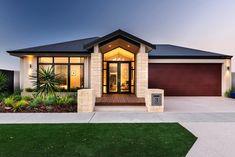 Ver Fachadas de Casas | Fachadas de casas, estilos de frentes y contrafachadas - Part 3