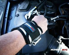 NUMBERNYC Magnetic Wristband. A Tool Strap for all DIYers @ Amazon & eBay. #Marcbryceproduct #numbernyc #marcbrycproject #magneticwristband #toolstrap #carlover #tools #hyundai #sonata #kdm #jdm #suspension #coilovers #engine #electrician #mechanic #construction #screws #bolts #nails #sockets #wrench #strapband #magnet #car #honda #acura #toyota #gmc #bmw #jeep #euro #lowlife #wrench