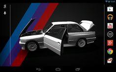 E30 3D Live Wallpaper: FREE