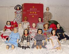 Hitty, The First Hundred Years.  Google, the life of a doll